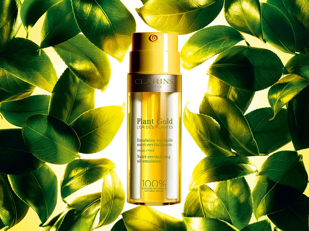 Clarins – Plant Gold